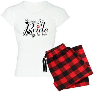 CafePress - Bride-To-Be - Womens Pajama Set