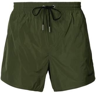 DSQUARED2 ICON drawstring waist shorts