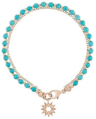 Astley Clarke turquoise biography bracelet