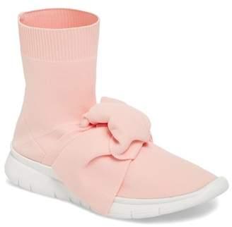 Joshua Sanders Knotted Sock Sneaker