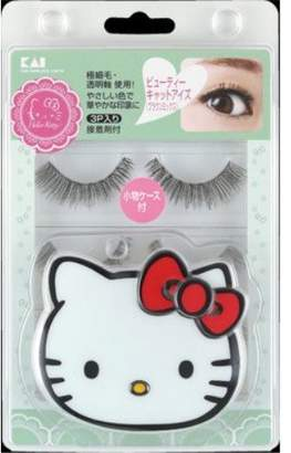 Hello Kitty (ハロー キティ) - 貝印 ハローキティ ビューティーキャットアイズ ブラウンミックス KK2009