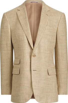Ralph Lauren Gregory Plaid Tweed Sport Coat