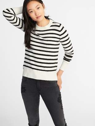Old Navy Plush Rib-Knit Top for Women