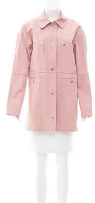 Kenzo Oversize Woven Jacket