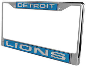 Rico Industries Detroit Lions License Plate Frame