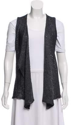 Calypso Draped Knit Vest