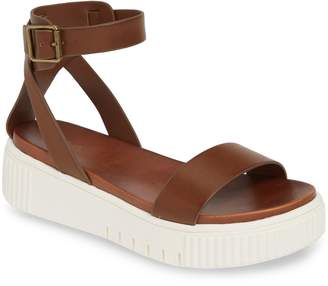 61545a3b27e Mia Brown Strap Women s Sandals - ShopStyle