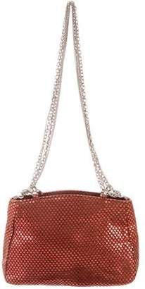 Versus Metallic Shoulder Bag