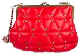 Rebecca Minkoff Studded Kiss Frame Bag