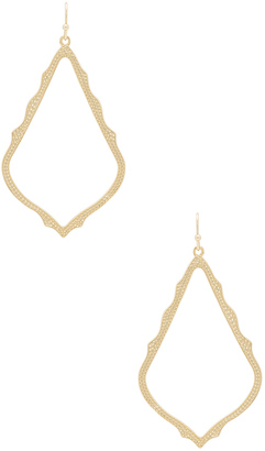 Kendra Scott Sophee Earrings $55 thestylecure.com