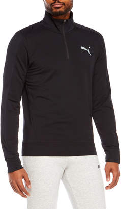 Puma Stretch Half Zip Top