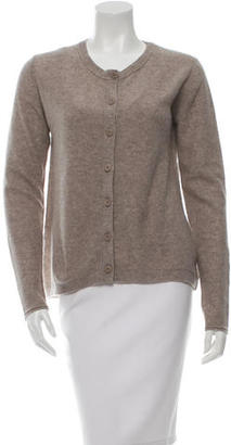 Inhabit Cashmere Knit Cardigan w/ Tags $95 thestylecure.com