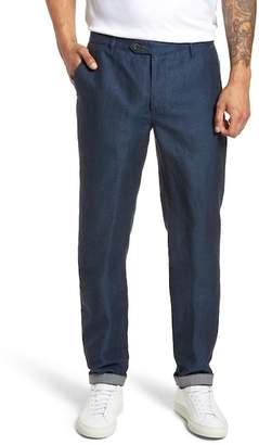 Ted Baker Cazzman Flat Front Stretch Pants