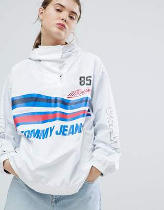 Tommy Jeans Racing Pullover Jacket
