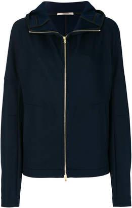 Odeeh zip front cardi-coat