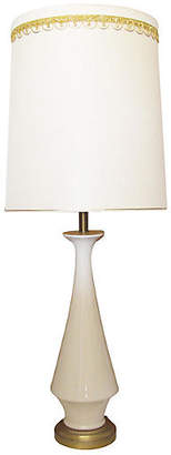One Kings Lane Vintage Danish Modern Table Lamp - Chez Vous