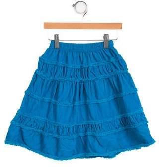Agatha Ruiz De La Prada Girls' Ruffled Corduroy Skirt