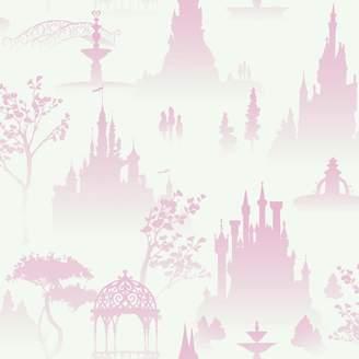 York Wall Coverings York Wallcoverings Disney Scenic Tonal Toile Removable Wallpaper