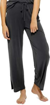 Topshop Cupro Lounge Pants