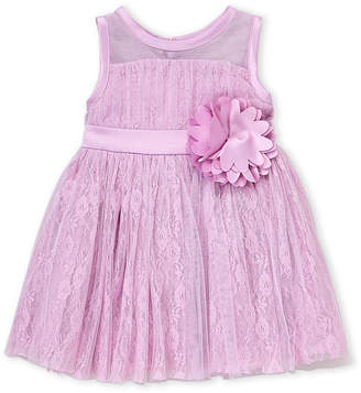 Nanette Lepore Nanette Infant Girls) Lace Tulle Dress