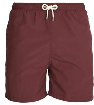 Solid & Striped The Classic Swim Shorts - Mens - Burgundy