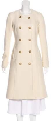 Derek Lam Wool-Blend Long Coat