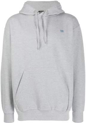 Andrea Crews map print hoodie