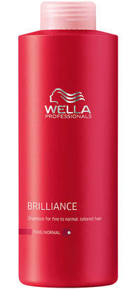 Wella Brilliance Shampoo - Fine to Normal - 33.8 oz.