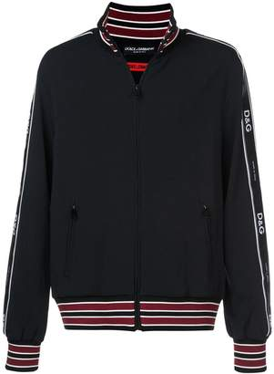 Dolce & Gabbana zipped sports jacket