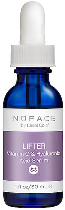 NuFace Lifter Vitamin C Serum.