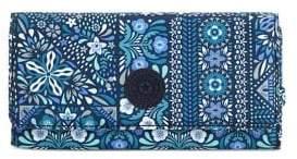 Kipling New Teddi Printed Snap Wallet