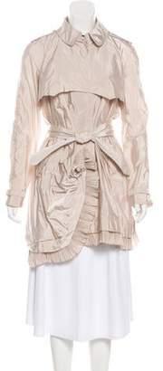 Ermanno Scervino Lightweight Short Coat