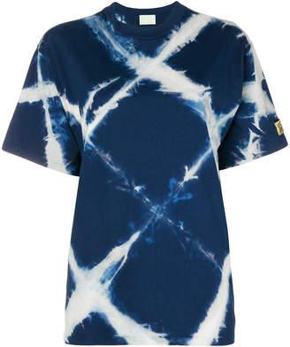 Aries Argyle oversized T-shirt