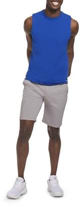Russell Athletic Big Men's Essential Dri-Power Muscle T-Shirt with 30+ UPF