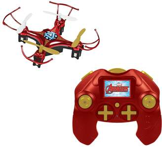 Iron Man Marvel Avengers 4.5CH 2.4GHz RC Quadcopter Micro Drone by World Tech Toys