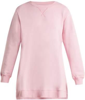 MM6 MAISON MARGIELA Oversized cotton sweatshirt