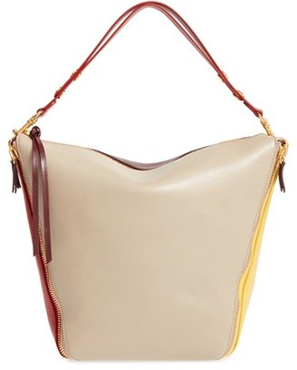 Mulberry 'Camden' Colorblock Smooth Leather Hobo $1,995 thestylecure.com