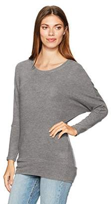 Cupcakes And Cashmere Women's Chey Emily's Favorite Brushed Knit Sweater
