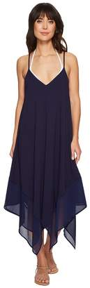 Tommy Bahama Cotton Modal Scarf Dress Cover-Up Women's Swimwear