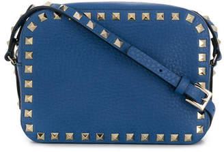 Valentino Rockstud Leather Cross Body Bag