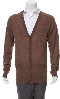 Marc Jacobs Cashmere V-Neck Cardigan w/ Tags