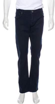 Burberry Steadman Straight-Leg Jeans