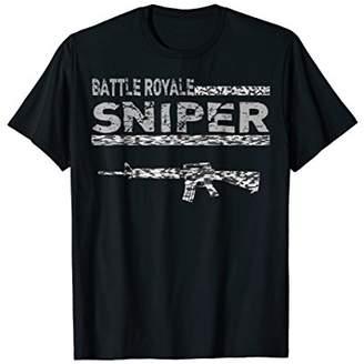 Gamer T Shirt For Kids Men Sniper Gaming Shirt Gift