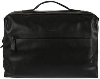 Orciani Multiple Compartment Duffle Bag