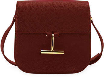 Tom Ford TOM FORD Small Tara T Clasp Shoulder Bag