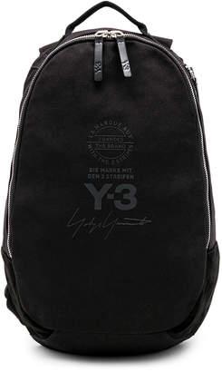 Yohji Yamamoto Y 3 Backpack
