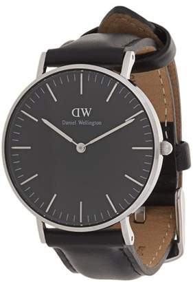Daniel Wellington Classic Black Sheffield watch