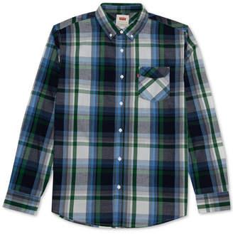 Levi's Men's Hanover Plaid Shirt
