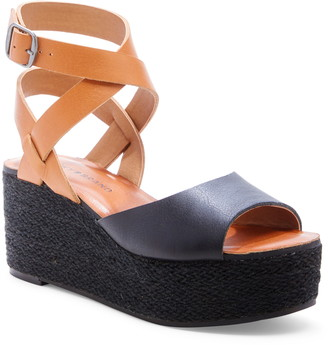 Lucky Brand Ginny Platform Sandal