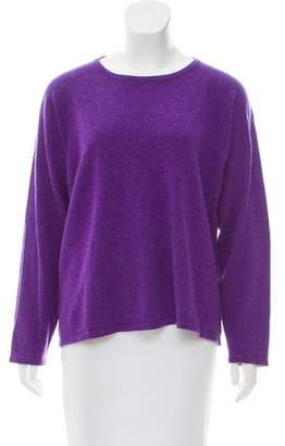 eskandar Cashmere Crew Neck Sweater